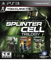 Splinter Cell HD Trilogy Collection
